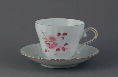Kaffeetasse mit Untere Marie Antoinette-Mirabell von Kaiser Porzellan teller