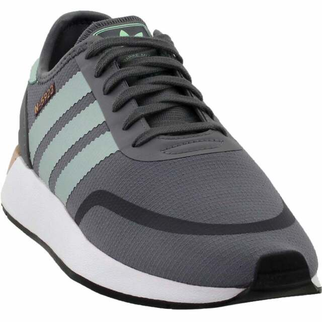 Melodramático Nuestra compañía Meyella  NWOB adidas Originals N-5923 Lace up SNEAKERS Running Shoes Grey/ash Green  10 for sale online | eBay