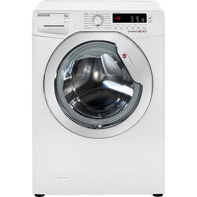 Hoover DXCC69W3 Dynamic Next A+++ 9Kg 1600 Spin Washing Machine White / Chrome