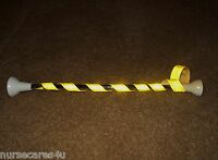 Baton Twirling Tape Yellow Reflective Tape Your Baton Shaft Reflect Light
