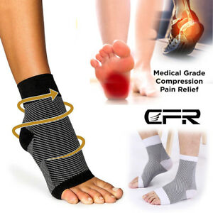 Ankle-Brace-Compression-Socks-Arch-Foot-Support-Sleeves-Plantar-Fasciitis-Relief