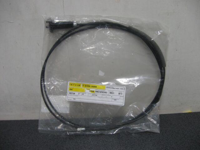 Hyundai Oem 01 06 Santa Fe Fuel Door Gas Cap Hatch Release Cable 8159026000