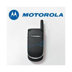 TELEFONO CELLULARE MOTOROLA V998+ BLACK NERO GSM DUAL BAND RICONDIZIONATO-