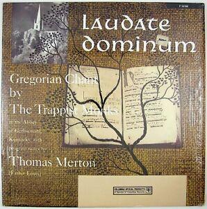 TRAPPIST-MONKS-Laudate-Dominum-LP-RELIGIOUS-MEDIEVAL-NM-NM