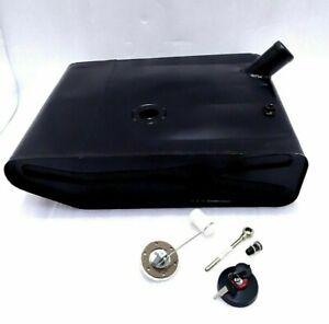 Fit For- Willys Jeep Petrol Tank Cap&Tap+Fuel Sensor+Banjo Nut46-64 CJ-2A CJ-3A