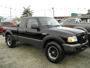 2007 Ford Ranger FX4 Off Road Level2 V6 Leather 4x4