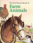 My First Picture Book of Farm Animals by Linda Jennings (Hardback, 1999)
