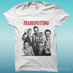 T-SHIRT-034-TRAINSPOTTING-034-FILM-BIANCO-THE-HAPPINESS-IS-HAVE-MY-T-SHIRT-NEW