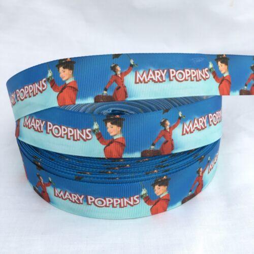 Yard película de Disney Mary Poppins carácter de cinta del grosgrain
