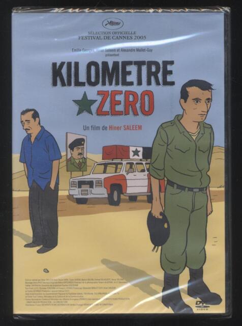 NEUF DVD KILOMETRE ZERO Hiner Saleem  Nazmi Kirik ROAD MOVIE CANNES 2005