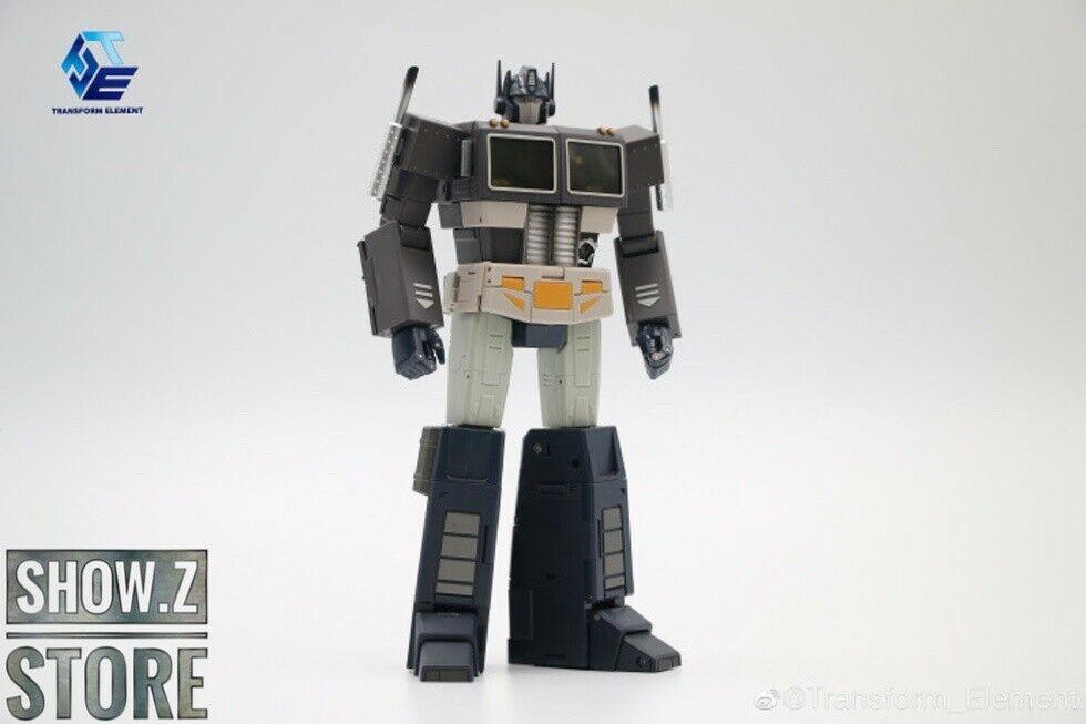 Transform Eleessit TE01S Sleeping version Optimus Prime In stock