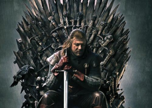 GAME OF THRONES 4 A3 ART PRINT POSTER YF5205