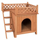 Best Choice Products Wood Dog House