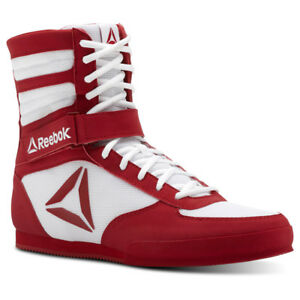 NEW Reebok Boxing Boot Buck CN4739 mens shoe greco wrestling white ... 16423c58d