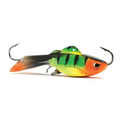 """NEW Fire Tiger 2/"""" HR5//FT Acme Tackle Hyper-Rattle Artificial Fishing Bait"""