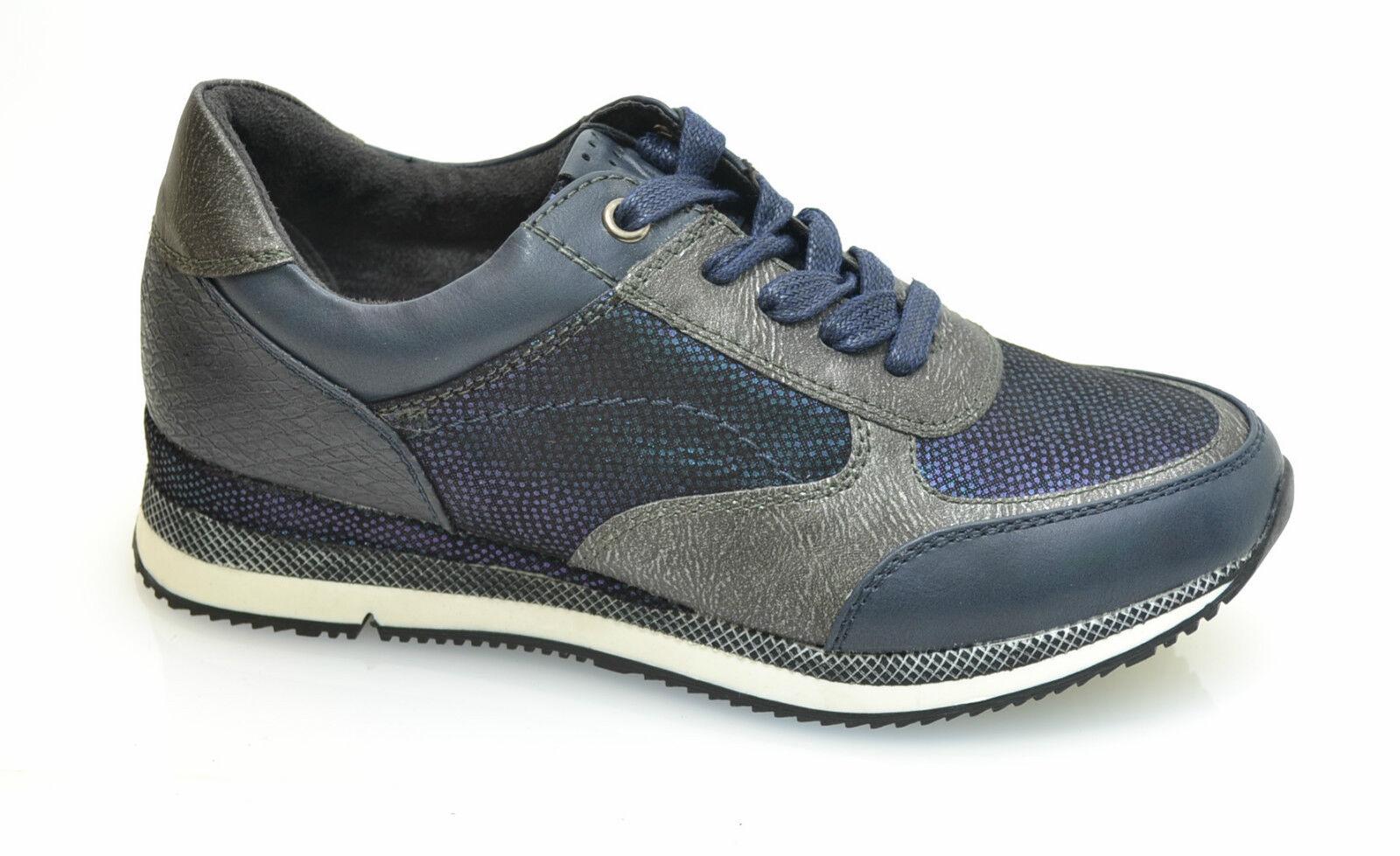 MARCO TOZZI 23710 Damen Schuhe Sneaker blau navy  NEU 36 - 42