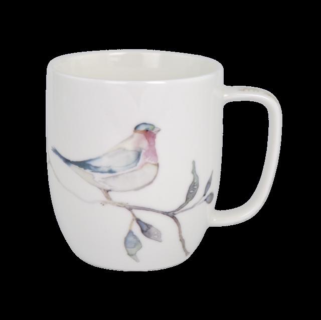 Ashdene Birdsong Mug set of 4