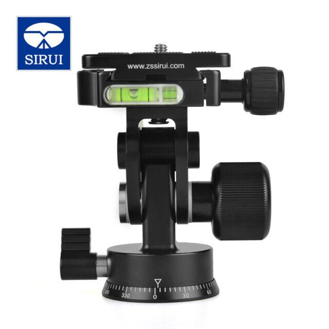 Sirui L-20S L20S Camera Tripod Tilt Head Two-dimensional Pan Heads For Monopod