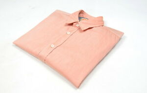 Hugo-Boss-Orange-Label-Cliffe-Hombre-Camisa-Talla-M-Autentico