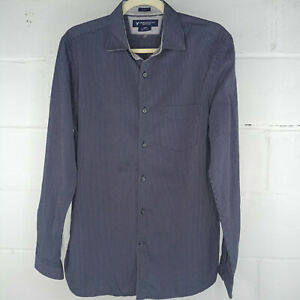 American-Eagle-Outfitters-Dress-Shirt-Slim-Fit-Men-Size-M