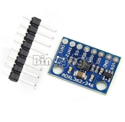 ADXL362 3-Axis Digital Accelerometer Accel Sensor Module SPI for Arduino