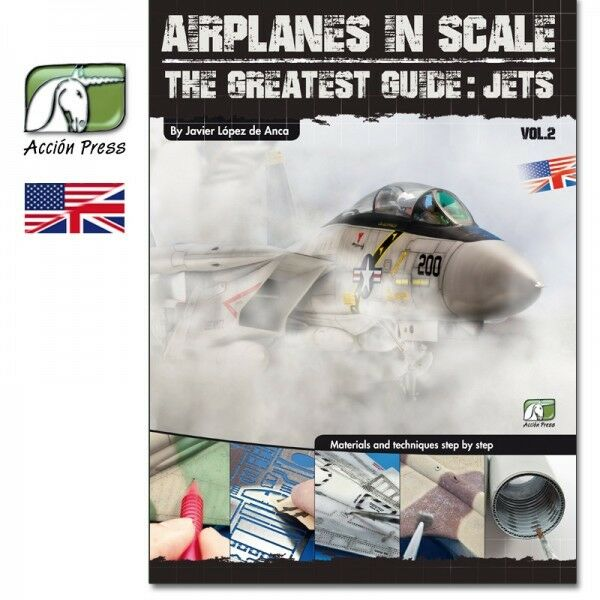 Euro Modelismo Book  Airplanes in Scale    Great Guide for WWII Jets
