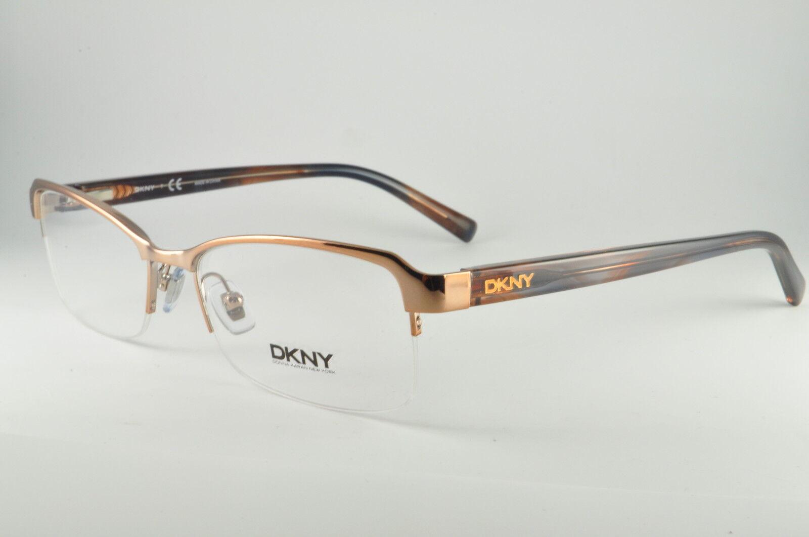 7afd0033e3 Dkny Eyeglasses DY5639 1015 Copper