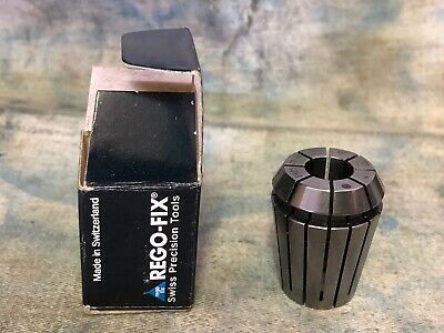 REGO-FIX Hi-Q//ERC 16 ER Collet Coolant Clamping Nut    FREE USA SHIPPING