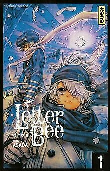 Letter Bee, Tome 1 : von Hiroyuki Asada | Buch | Zustand gut