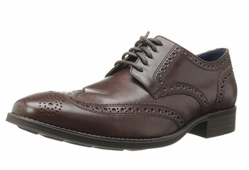 Cole Haan Mens Clayton Wingtip Brogue Lace Up Business Casual Dress schuhe