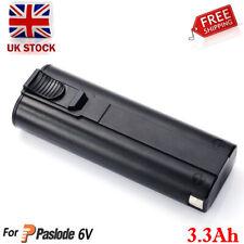 3.5AH 6V For Paslode  Impulse Oval Battery IM65 IM250 IM350 900600 902200 404717
