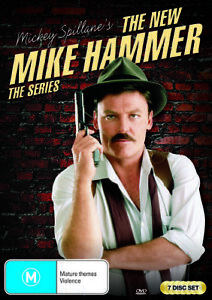 Mickey-Spillane-039-s-Mike-Hammer-The-Series-1986-New-DVD-Boxed-Set-NTSC-Reg