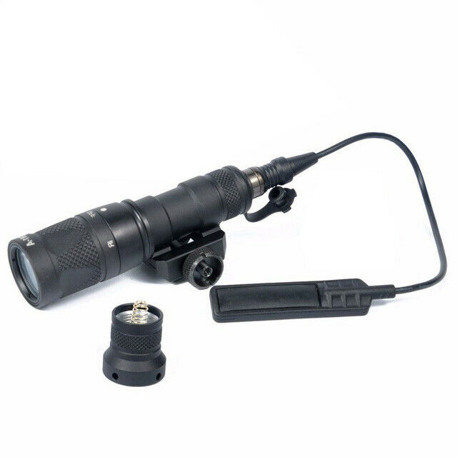 Strobe Version Mini Tactical M300V Flashlight Weapon Light