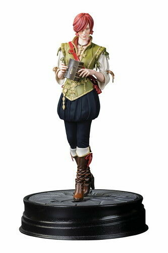 Witcher 3 - Wild Hunt  Shani Figure (2018, Toy NEUF)