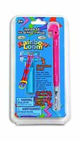 Rainbow Loom Tail Upgrade Kit - Metal Hook - Pink 1-pack Free Shipping