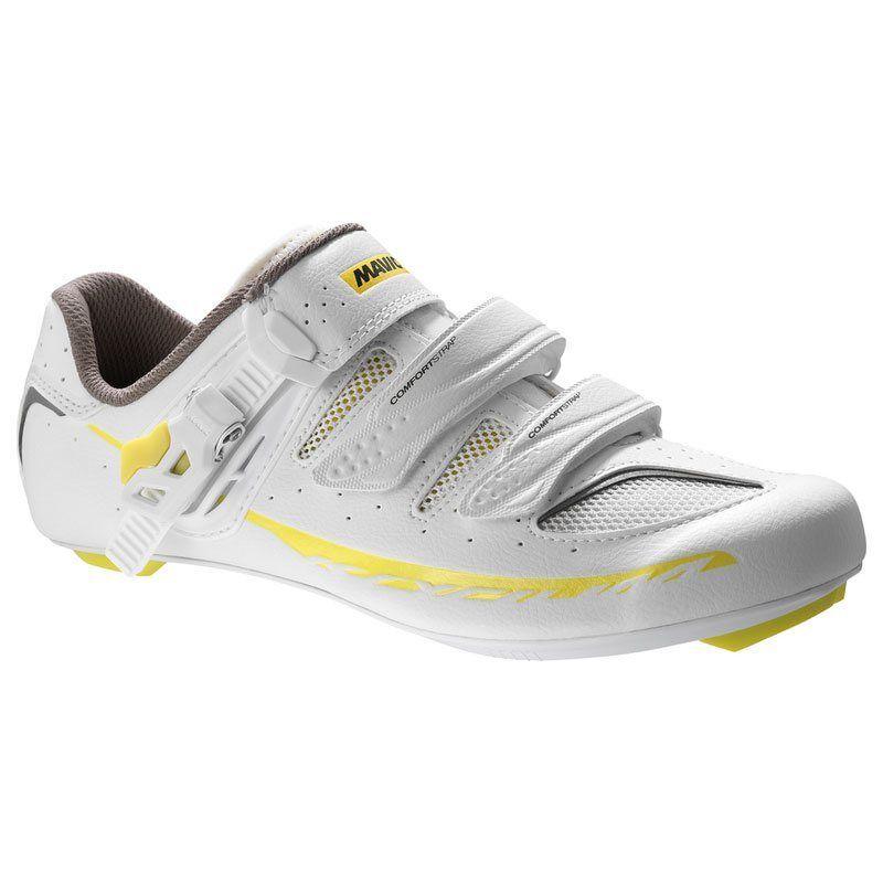 Mavic Ksyrium Elite W II Woman's Road Cycling shoes - White   RRP .00