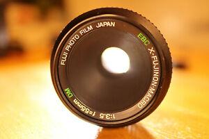 EBC-X-Fujinon-1-3-5-f-55mm-MACRO-Objektiv-Fujica-X-Bajonett