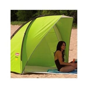 Image is loading Sun-Shelter-Shade-Tent-Portable-Outdoors-C&ing-Beach-  sc 1 st  eBay & Sun Shelter Shade Tent Portable Outdoors Camping Beach Compact ...