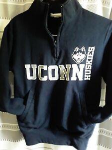NCAA Womens Half Zip Pullover Jacket