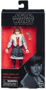"corellia Action Figure HASBRO Star Wars Black Series 6/"" Inch #66 qi/'ra"