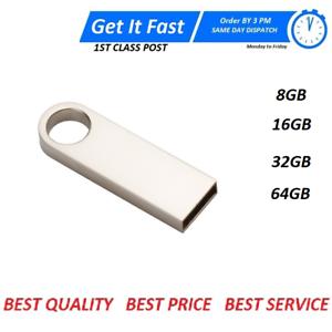 New-8GB-16GB-32GB-64GB-128-Mini-Metal-USB-2-0-Flash-Drive-Memory-Stick-PC-Backup