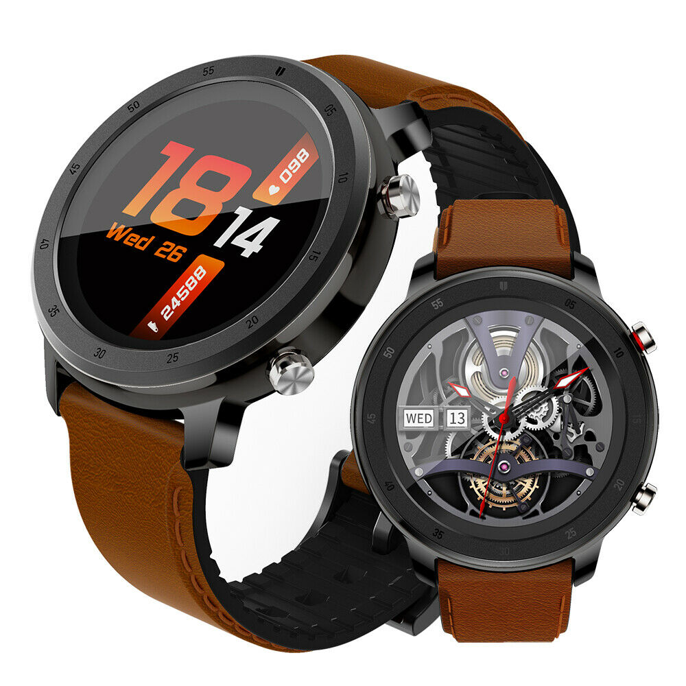 BT-Connect Smart Watch Body Temperature Heart Rate Blood Oxygen IP67 Waterproof
