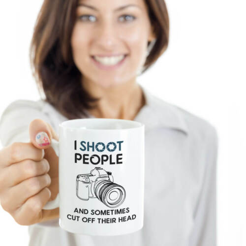 Photography Gag Gifts Funny Photographer Coffee Mug Funny Gift For Him Or Her