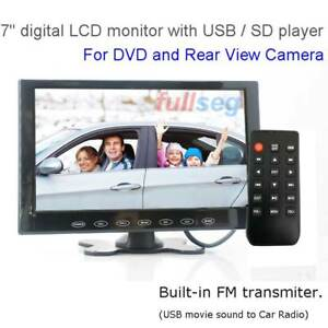 7-034-Digital-Car-Table-Monitor-Rear-view-Parking-camera-input-USB-movie-player