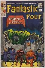 L0629: Fantastic Four #39, Vol 1, F-VF Condition