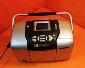 Epson Picturemate Personal Photo Lab Printer Ebay