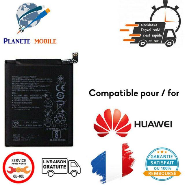 Batterie  Pour Huawei NOVA 2 HB366179ECW CAZ-AL10