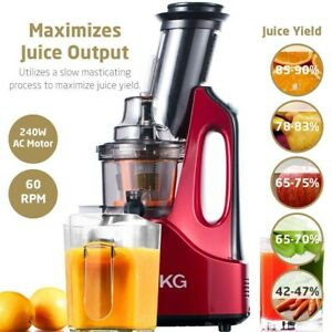SKG-Wide-Chute-Anti-Oxidation-Slow-Masticating-Juicer-Cold-Press-2088-Wine