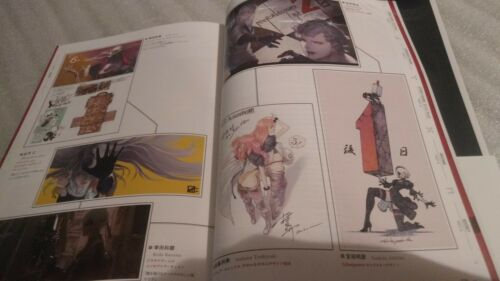 NieR Automata Strategy Guide Art Book and Design Materials Japan Official