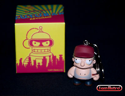 Kidrobot Additional Keychains Ship Free!! Zapp Futurama Keychain